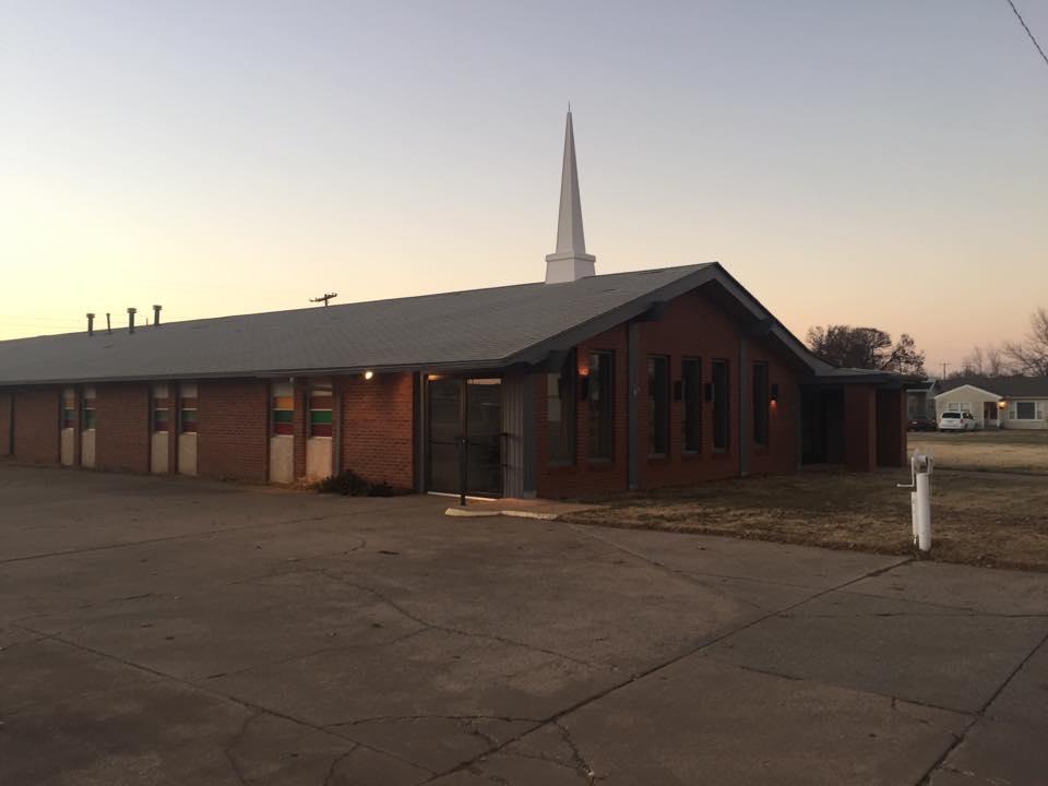 Liberty Southern Baptist Church, Enid, Oklahoma
